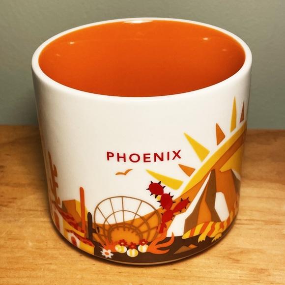 """Starbucks Phoenix, Arizona """"You Are Here"""" Mug"""